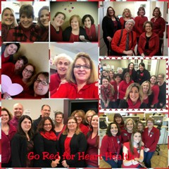 Go Red Day at Connecticut Mutual Holding Company
